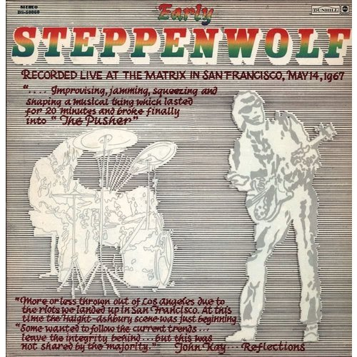 Steppenwolf - Early Steppenwolf [USED]