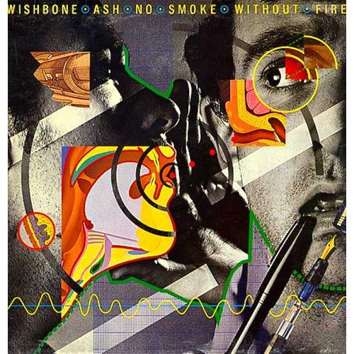 Wishbone Ash - No Smoke Without Fire [USED]