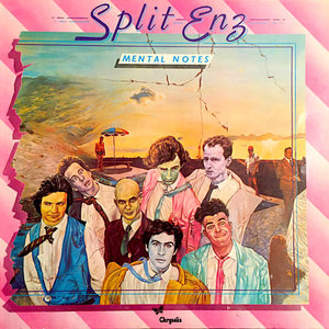 Split Enz - Mental Notes [USED]