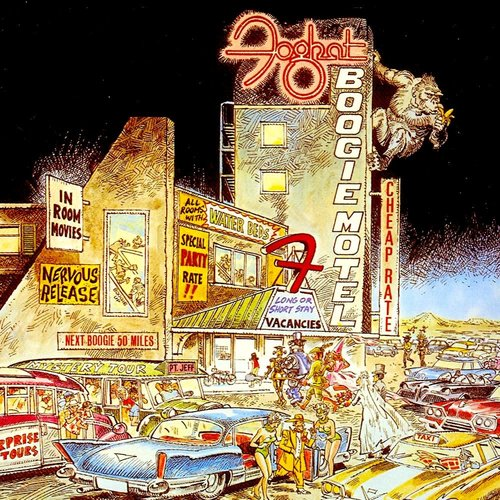 Foghat - Boogie Motel [USED]