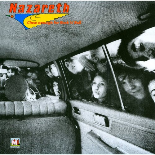 Nazareth - Close Enough For Rock 'N' Roll [USED]