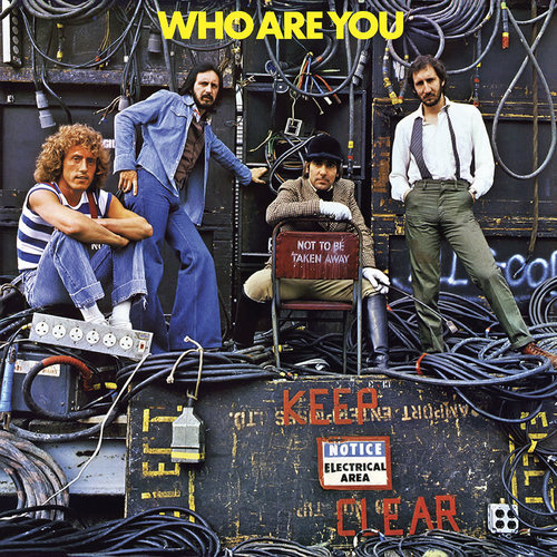The Who - Who Are You [USED]