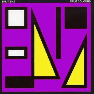 Split Enz - True Colours [USAGÉ]