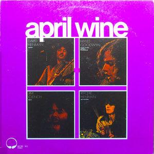 April Wine - April Wine [USED]