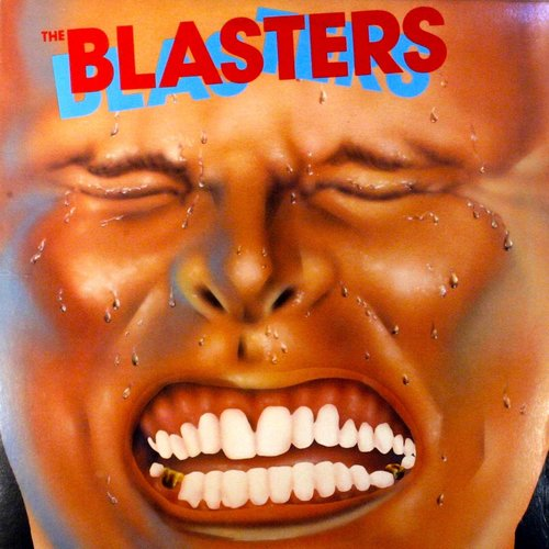 The Blasters - The Blasters [USAGÉ]