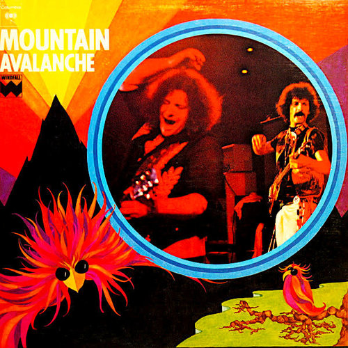 Mountain - Avalanche [USED]
