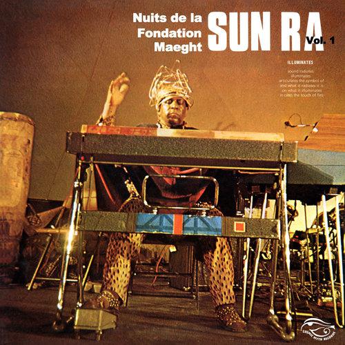Sun Ra - Nuits De La Fondation Maeght Volume 1 [USAGÉ]
