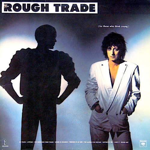 Rough Trade - For Those Who Think Young [USED]