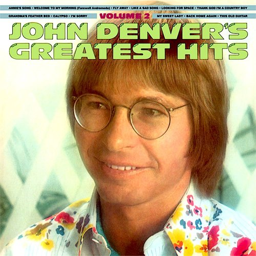 John Denver - John Denver's Greatest Hits, Volume 2 [USED]
