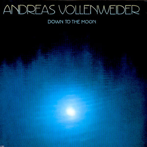 Andreas Vollenweider - Down To The Moon [USED]