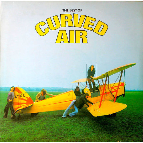 Curved Air - The Best Of Curved Air [USAGÉ]