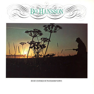 Bo Hansson - Music Inspired By Watership Down [USED]