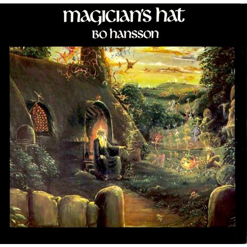 Bo Hansson - Magician's Hat [USED]