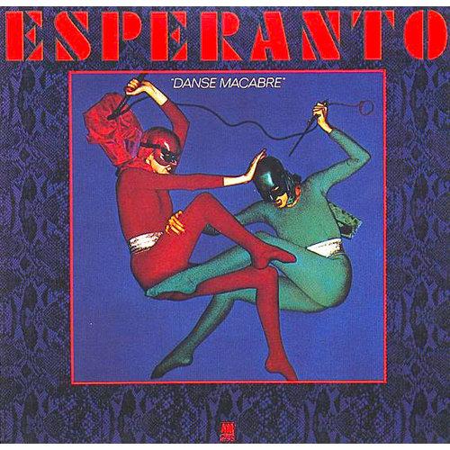 Esperanto - Danse Macabre [USED]