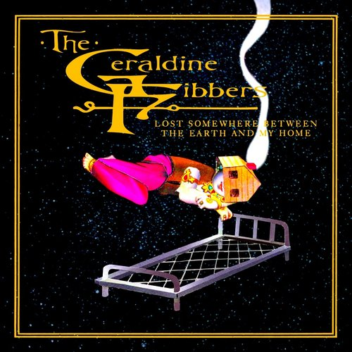The Geraldine Fibbers - Lost Somewhere Between The Earth And My Home (Clear Vinyl)[NEUF]