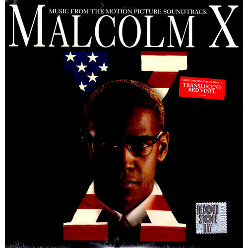 Various -  Malcolm X (Music From The Motion Picture Soundtrack)  [NEUF]