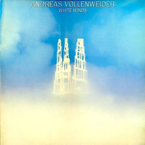 Andreas Vollenweider - White Winds [USED]
