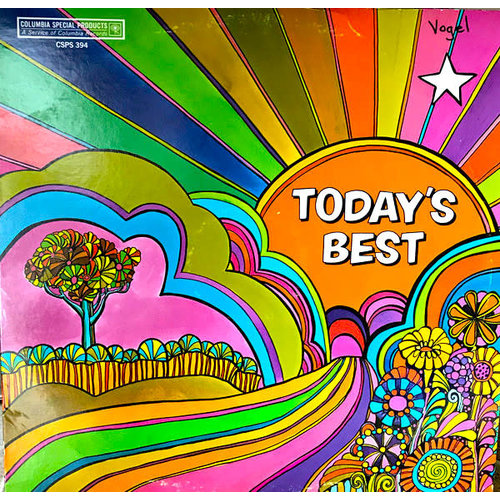 Various - Today's Best [USED]