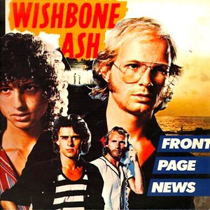 Wishbone Ash - Front Page News [USED]
