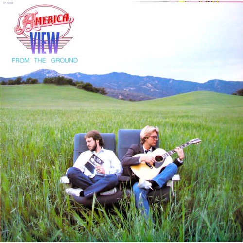 America - View From The Ground [USED]