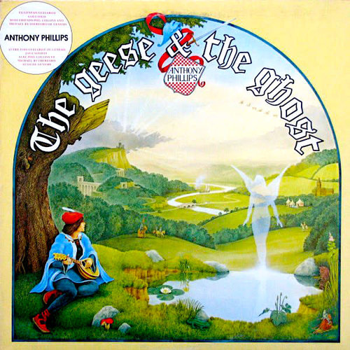 Anthony Phillips - The Geese & The Ghost [USED]
