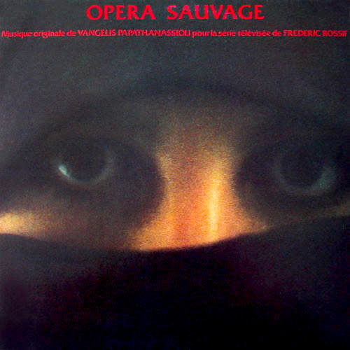 Evangelos Papathanassiou - Opera Sauvage [USED]