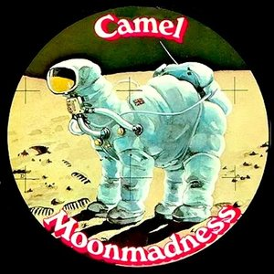 Camel - Moonmadness [USED]