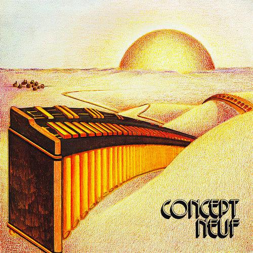 Concept Neuf - Concept Neuf [USED]