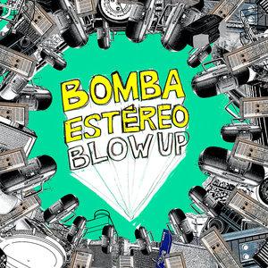 Bomba Estéreo - Blow Up (Limited Edition - 10th Anniversary Splatter Vinyl) [NEUF]