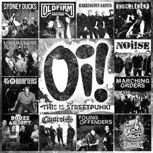 Various - Oi! This Is Streetpunk (Mustard Yellow Vinyl) [NEW]