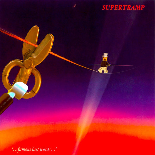 "Supertramp - ""...Famous Last Words..."" [USED]"