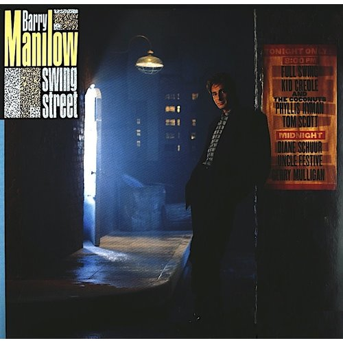 Barry Manilow - Swing Street [USAGÉ]