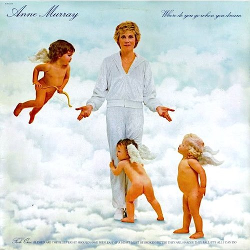 Anne Murray - Where Do You Go When You Dream [USED]
