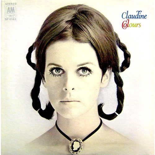 Claudine Longet - Colours [USED]