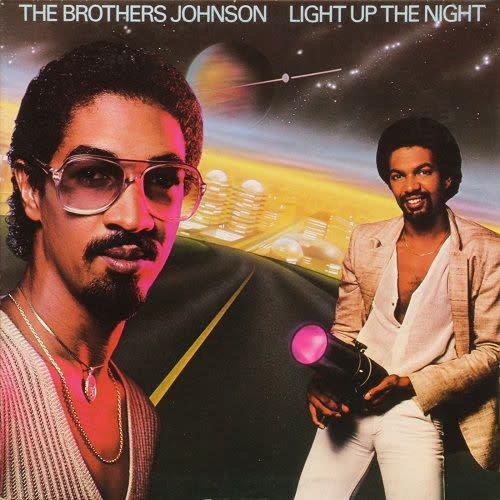 Brothers Johnson - Light Up The Night [USED]
