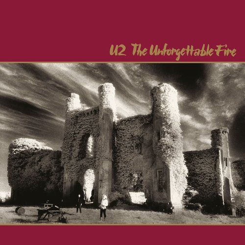 U2 - The Unforgettable Fire [USED]