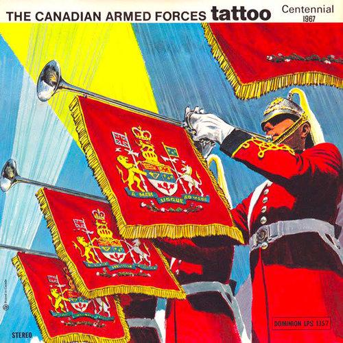 Various - 1967 Canadian Armed Forces Tattoo [USAGÉ]