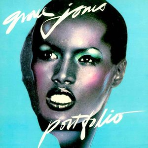 Grace Jones - Portfolio [USED]