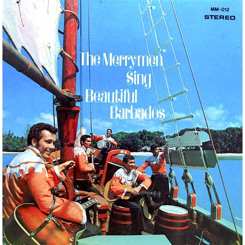 The Merrymen Featuring Emile Straker - The Merrymen Sing Beautiful Barbados [USAGÉ]