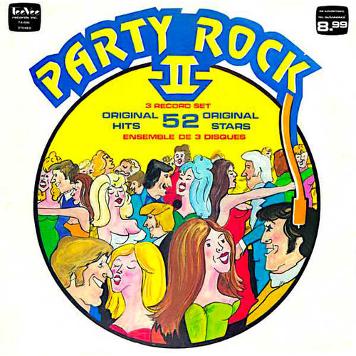 Various - Party Rock II [USED]