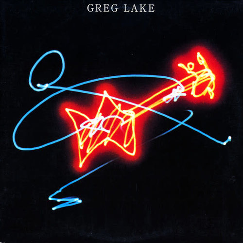 Greg Lake - Greg Lake [USED]