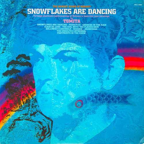 Tomita - Snowflakes Are Dancing [USED]