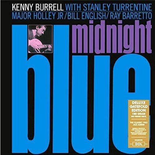 Kenny Burrell - Midnight Blue (Deluxe Gatefold) [NEUF]