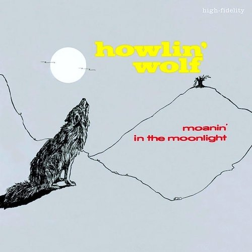 Howlin' Wolf - Moanin' In The Moonlight (Limited Edition - Orange Vinyl) [NEW]