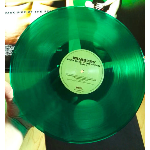 Ministry - Dark Side Of The Spoon (MOV - Green Vinyl) [NEW]