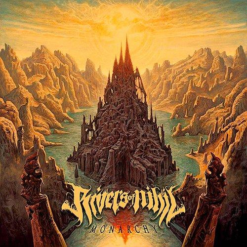 Rivers Of Nihil - Monarchy (Beer W/ Black Splatter) [NEW]