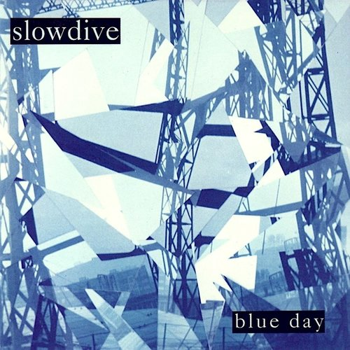 Slowdive - Blue Day (Limited Edition - White Marble) [NEUF]