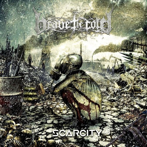 Brave The Cold - Scarcity (Limited Indie Store Edition - Yellow/Black Splatter) [NEW]