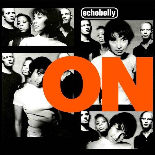 Echobelly - On (Limited Edition - Orange Vinyl) [NEUF]