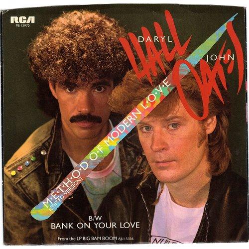 Daryl Hall & John Oates - Method Of Modern Love [USED]